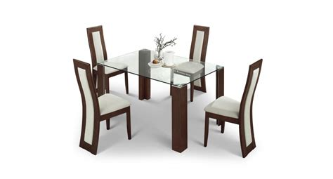 dining table with 4 chairs gloss dining table with glass top and 4 chairs blue