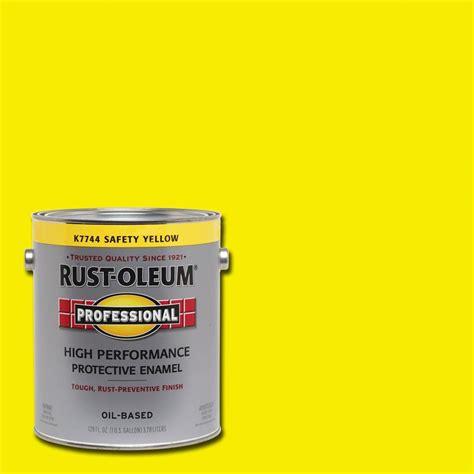 home depot yellow traffic paint gloss spray paint the home depot