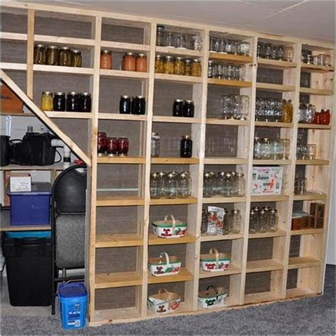 storage room ideas 20 clever basement storage ideas hative