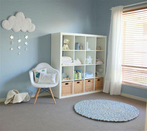 baby bedrooms design d 233 coration chambre b 233 b 233 gar 231 on en bleu 36 id 233 es cool