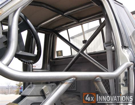 Roll Cage by 1984 1988 Toyota Extended Cab Roll Cage