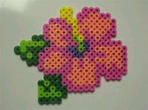 bead it hawaii hawaii flowers hama