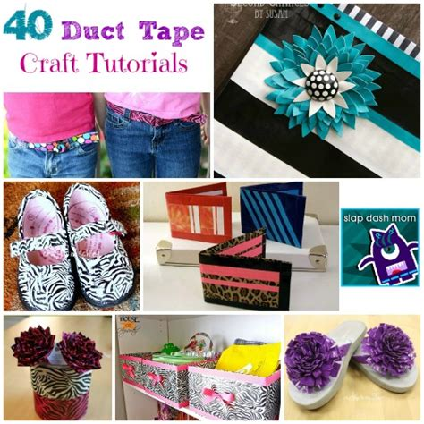 duct crafts maybaby diy duct crafts