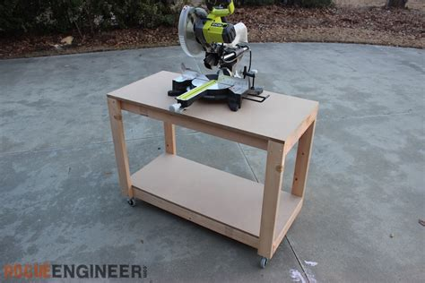 portable woodworking bench plans easy portable workbench plans rogue engineer