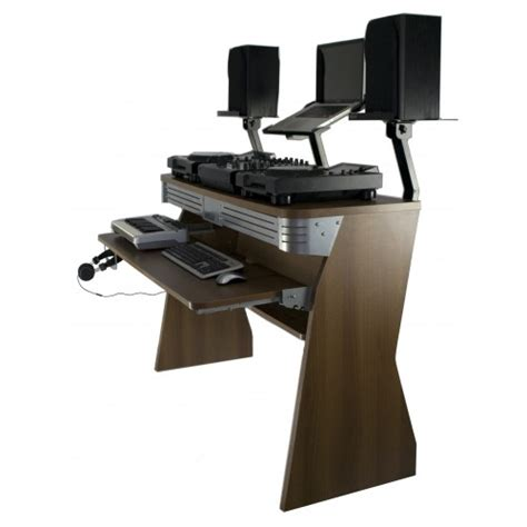 dj studio desk x60 studio dj desk tobacco walnut xr600 909 products