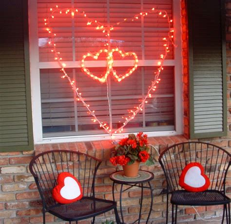 s day outdoor decorations room decorating ideas for valentines day room decorating