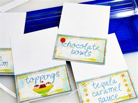make your own place cards cards table blueprints table home plans ideas picture