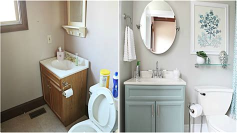 Bathroom Ideas Cheap Makeovers by Bathroom Makeovers On A Tight Budget Exaple Of How To Use