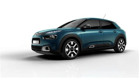 Citroen C 4 by Citroen C4 Cactus Ditches Unconventional Styling For 2018
