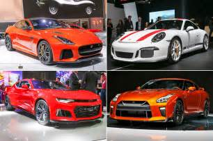 auto show speed of the 2016 new york auto show motor trend