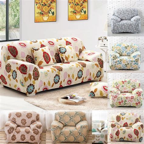 floral sofa slipcover 20 inspirations floral slipcovers sofa ideas