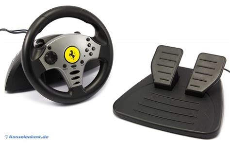 Thrustmaster Ferrari Lenkrad by Ps2 Lenkrad Racing Steering Wheel Mit Pedale Ferrari