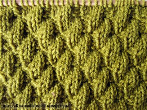 knitting and knit purl combinations pattern 6 diagonal stitch 2