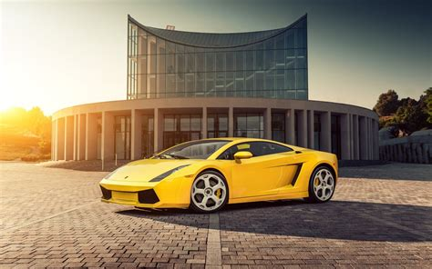 Wallpaper Car Yellow by Yellow Car Hd Wallpaper 1680x1050 18125