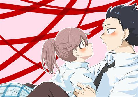 koe no katachi koe no katachi images shouko shouya hd wallpaper and