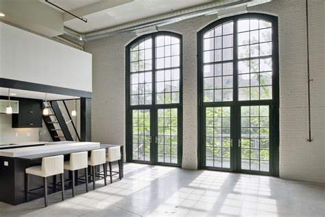minimalist loft minimalist riverfront loft in pawtucket decor advisor