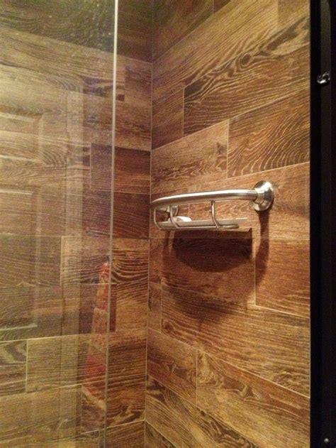 bathroom looks best 25 wood tile bathrooms ideas on wood