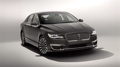 Mkz 400 Hp by 2017 Lincoln Mkz Revealed All New 400hp 400tq V6 Tt W