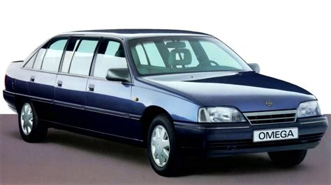 opel omega opel omega limousine by armbruster stageway a 1988 90