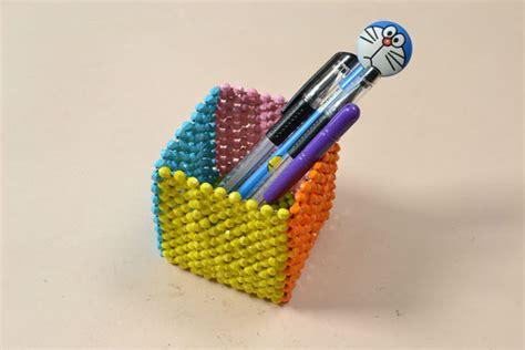 beaded pen holder beaded pen holder family crafts