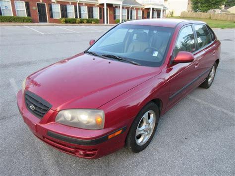 2005 Hyundai Elantra Gt by 2005 Hyundai Elantra Gt For Sale 82 Used Cars From 2 000