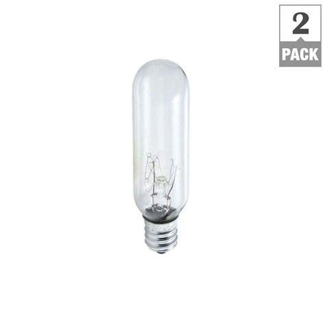 led exit light bulbs philips 15 watt incandescent t6 tubular exit light bulb 2
