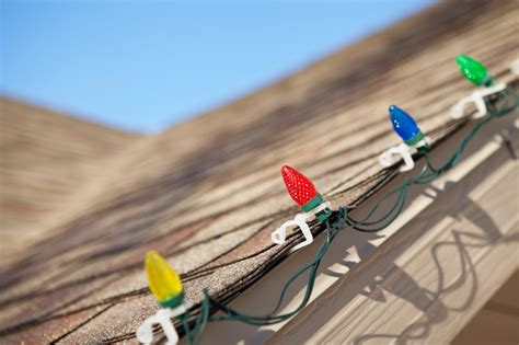 roof decoration lights 3 tips for hanging lights on your roof without