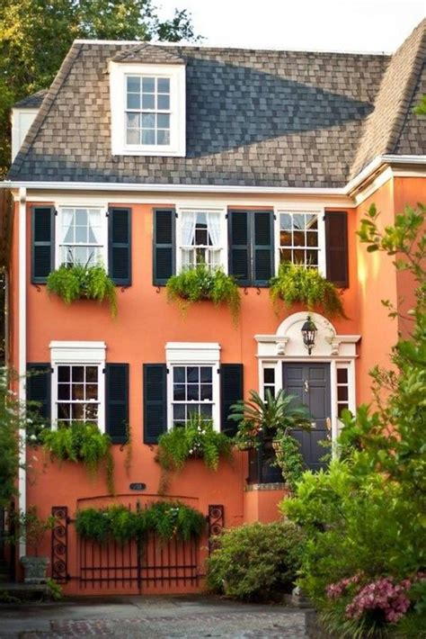 house exterior paint colors images orange exterior house paint color combinations house