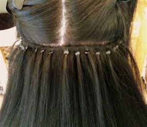 micro bead weft hair extensions micro bead hair extensions fortheloveofhappiness