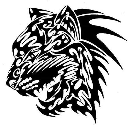 tribal tiger by ioudz on deviantart