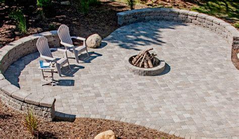 cobblestone patio pavers cobblestone pavers patio town