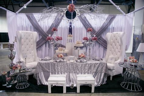 bridal spectacular spotlight chandelier banquet