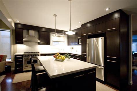 Shaker Dining Room Chairs dark brown kitchen modern kitchen toronto by hot