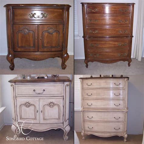 painting bedroom furniture before and after 9 before and after furniture makeovers omg lifestyle
