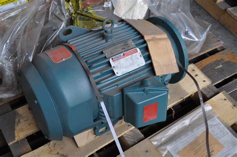 Surplus Electric Motors by Reliance Motor W2 Jpg