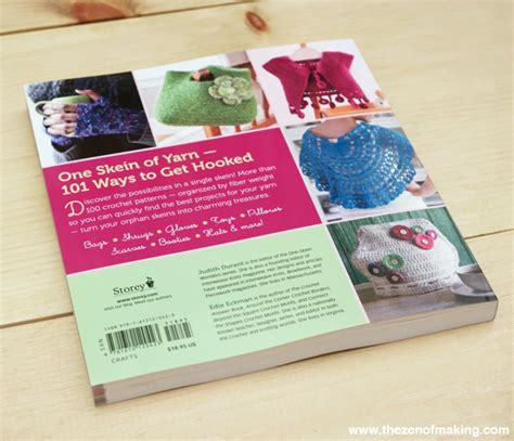 how to start a new skein of yarn when knitting review crochet one skein wonders the zen of