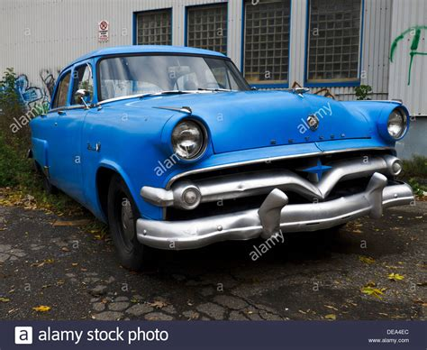 Ford Automobiles by Classic Meteor V8 Meteor Was A Brand Of Automobiles