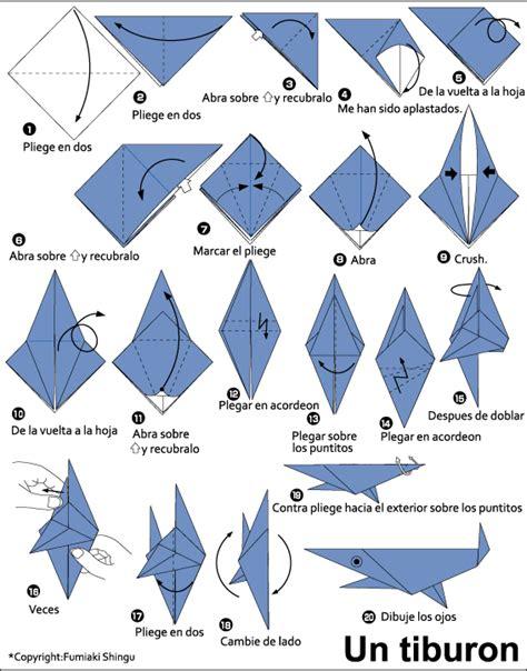 how to make an origami shark easy origami shark comot