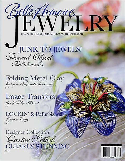 jewelry magazines amoire jewelry soul humming