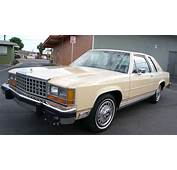 1983 Ford LTD Crown Victoria 2 Door Business Coupe 1 Owner