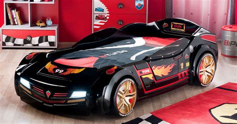 bed cars 20 car shaped beds for cool boys room designs kidsomania
