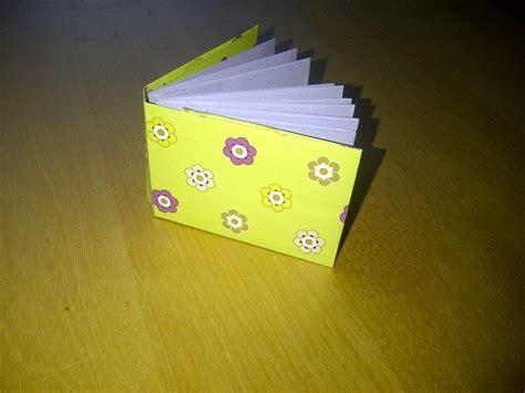 origami notebook 52 week book challenge week 7 mini origami notebook