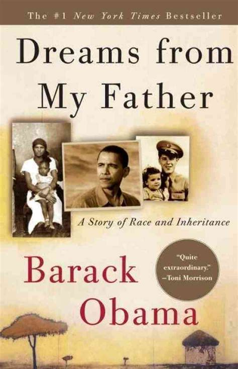 obama picture with book dreams from my npr