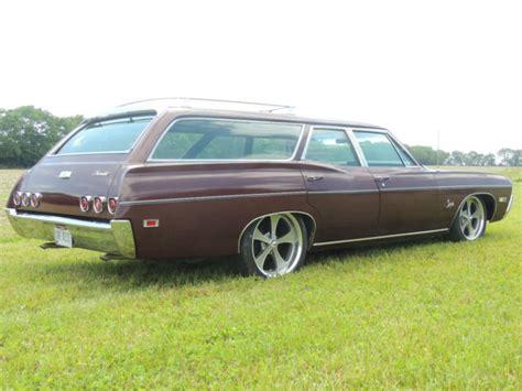 United Luggage Size 1968 impala station wagon 6 passenger chevy