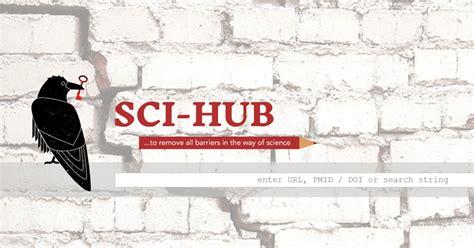 sci hub sci hub acceso libre a millones de 237 culos cient 237 ficos