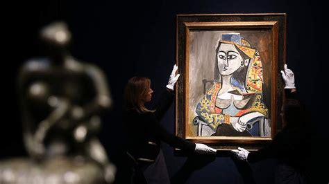 picasso paintings sold at auction paintings by modern masters juan gris and pablo picasso