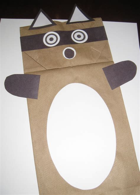 paper bag puppet craft 59 paper bag puppets guide patterns