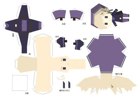 paper craft paper craft by xxkuraikoxx on deviantart