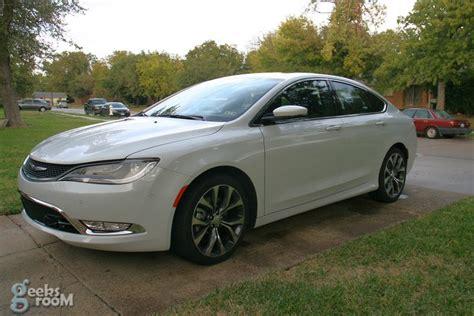 2015 Chrysler 200c Awd Review by Review Chrysler 200c Awd 2015 Chrysler200c S Room