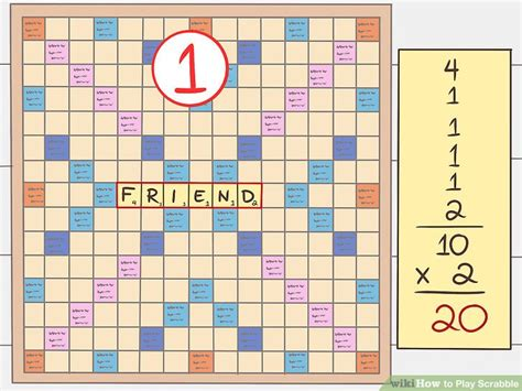 can you go diagonal in scrabble how to play scrabble with pictures wikihow